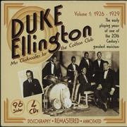 Click here for more info about 'Duke Ellington - Duke Ellington, Volume 1 - Mrs. Clinkscales To The Cotton Club (1926-1929)'