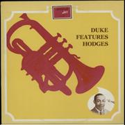 Click here for more info about 'Duke Ellington - Duke Features Hodges'