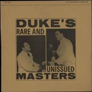 Click here for more info about 'Duke Ellington - Duke's Rare And Unissued Masters'