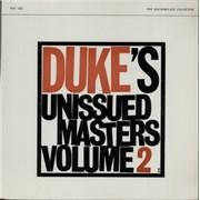 Click here for more info about 'Duke Ellington - Duke's Unissued Masters Volume 2'