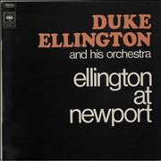 Click here for more info about 'Ellington At Newport'
