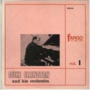 Click here for more info about 'Duke Ellington - Fargo 7th Nov, 1940'