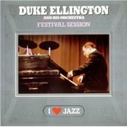 Click here for more info about 'Duke Ellington - Festival Session'