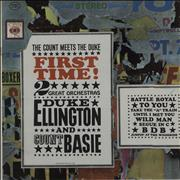 Click here for more info about 'Duke Ellington - First Time! The Count Meets The Duke'