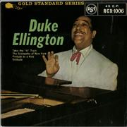 Click here for more info about 'Duke Ellington - Gold Standard Series EP'