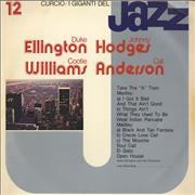 Click here for more info about 'Duke Ellington - I Giganti Del Jazz #12'