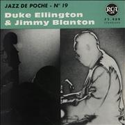 Click here for more info about 'Duke Ellington - Jazz De Poche - N° 19 EP'