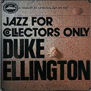 Click here for more info about 'Duke Ellington - Jazz For Collectors Only - Duke Ellington Rare Items'