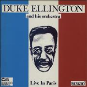 Click here for more info about 'Duke Ellington - Live In Paris'