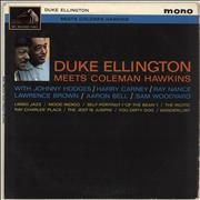 Click here for more info about 'Duke Ellington - Meets Coleman Hawkins'