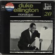 Click here for more info about 'Duke Ellington - Monologue - Sealed'