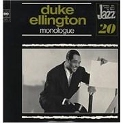 Click here for more info about 'Duke Ellington - Monologue'