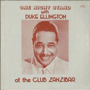 Click here for more info about 'Duke Ellington - One Night Stand With Duke Ellington At The Club Zanzibar - Sealed'