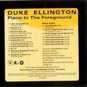 Click here for more info about 'Duke Ellington - Piano In The Background / Piano In The Foreground'