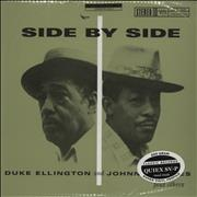 Click here for more info about 'Duke Ellington - Side By Side - 200gm - Sealed'