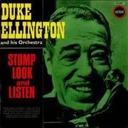 Click here for more info about 'Duke Ellington - Stomp, Look And Listen To The Duke'