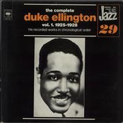 Click here for more info about 'Duke Ellington - The Complete Duke Ellington 1925-1938 Volumes 1 - 10'