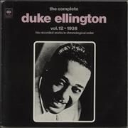 Click here for more info about 'Duke Ellington - The Complete Duke Ellington Vol. 12 1938'