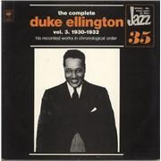 Click here for more info about 'Duke Ellington - The Complete Duke Ellington Vol. 3 1930-1932'