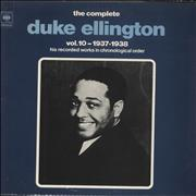 Click here for more info about 'Duke Ellington - The Complete Duke Ellington Vol. 10 1937-38'