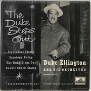 Click here for more info about 'Duke Ellington - The Duke Steps Out EP'