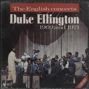 Click here for more info about 'Duke Ellington - The English Concerts - Sealed'