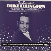 Click here for more info about 'Duke Ellington - The Essential Duke Ellington: November 1924 to March 14th 1927'