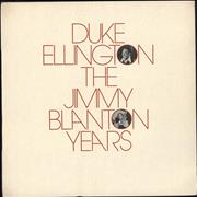 Click here for more info about 'Duke Ellington - The Jimmy Blanton Years'