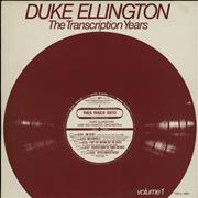 Click here for more info about 'Duke Ellington - The Transcription Years Volume 1'