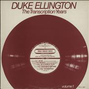 Click here for more info about 'Duke Ellington - The Transcription Years, Volume 1'