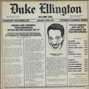 Click here for more info about 'Duke Ellington - Volumes One - Four'