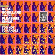Click here for more info about 'Duke Robillard - Too Hot To Handle'