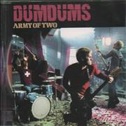 Click here for more info about 'Dum.Dums - Army Of Two'
