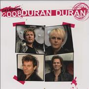 Click here for more info about 'Duran Duran - 2008 Calendar'