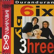 Click here for more info about 'Duran Duran - 6ix By 3hree'