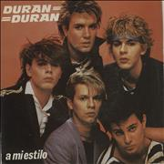 Click here for more info about 'Duran Duran - A Mi Estilo (My Own Way)'