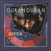 Click here for more info about 'Duran Duran - Arena + Booklet'