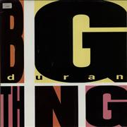 Click here for more info about 'Duran Duran - Big Thing'