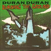 Click here for more info about 'Duran Duran - Burning The Ground'