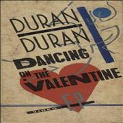 Click here for more info about 'Duran Duran - Dancing On The Valentine'