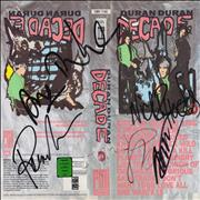 Click here for more info about 'Decade - Autographed'