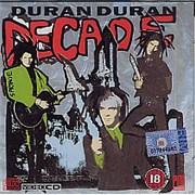 Duran Duran Decade - Video CD UK Video CD
