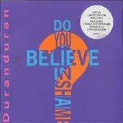 Click here for more info about 'Duran Duran - Do You Believe In Shame? - Part 1 Pack'