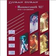 Click here for more info about 'Duran Duran - Live At Hammersmith '82!'
