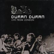 Click here for more info about 'Duran Duran - Live Form London'