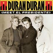Click here for more info about 'Duran Duran - Meet El Presidente - Gatefold'