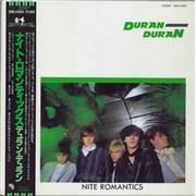 Click here for more info about 'Duran Duran - Nite Romantics + Obi'