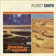 Click here for more info about 'Duran Duran - Planet Earth - 1st'
