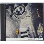 Duran Duran Pop Trash USA CD album Promo