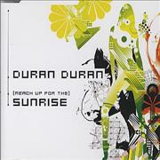 Click here for more info about 'Duran Duran - [Reach Up For The] Sunrise'